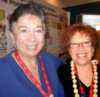 Kathleen McClaskey and Barbara Bray