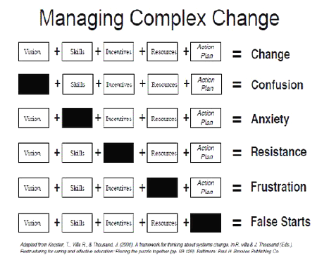 Managing Complex Change