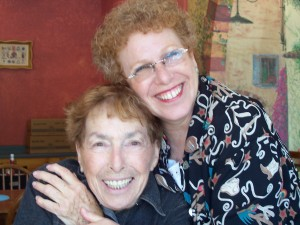 Barbara and Her Mom, Rosalie