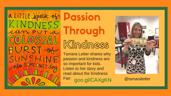 Passion through Kindness Project