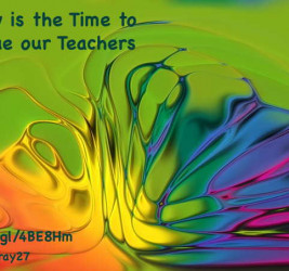 The Real Value of Teachers