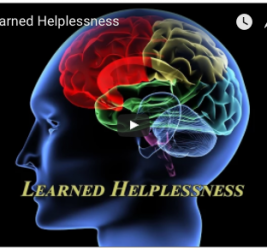 Inducing Learned Helplessness