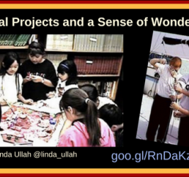 Inspire Wonderment Through Global Project-Based Learning