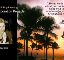 Episode #14:  Global Collaboration Projects with JoAnn Jacobs