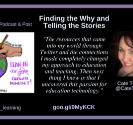 Episode #35: Finding Your Why and Telling Your Stories with Cate Tolnai