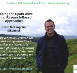 Episode #38: Keeping the Spark Alive with Kevin McLaughlin