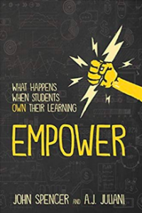 Empower by John Spencer and A.J.Juliani
