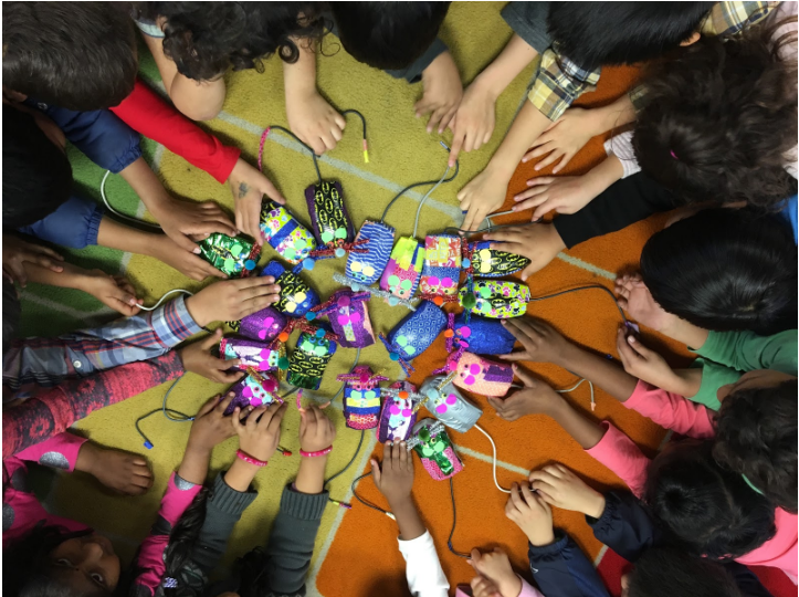 Kinderkids Sharing Toy Mice