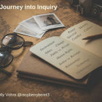My Journey into Inquiry by Shelly Vohra, Ph.D.