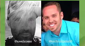 Adam Welcome and Todd Nesloney