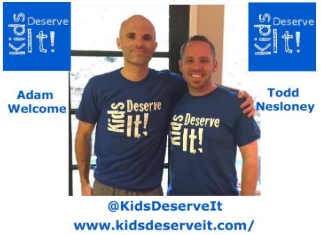 Introducing Kids Deserve It!
