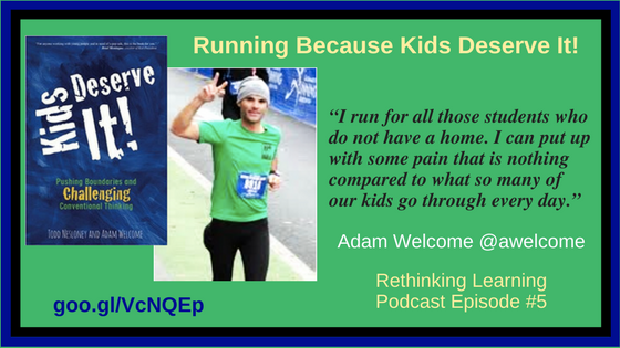 Podcast 5 Adam Welcome