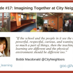 Episode #17: Imagining Together at City Neighbors with Bobbi Macdonald