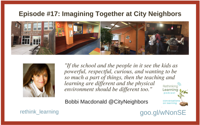 Imagining Together at City Neighbors