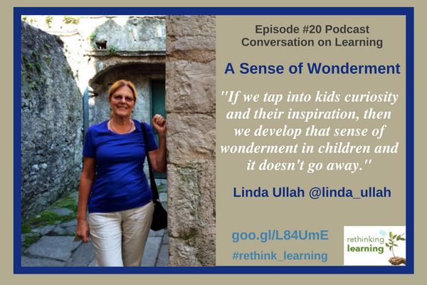 Episode #20 Podcast with Linda Ullah