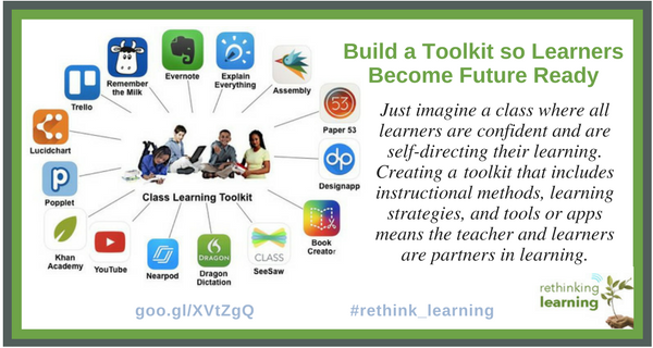 Build a Toolkit