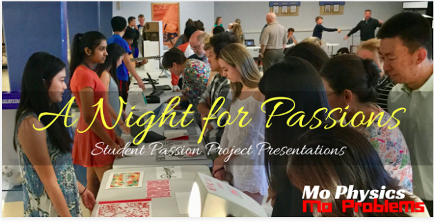 A Night for Passions