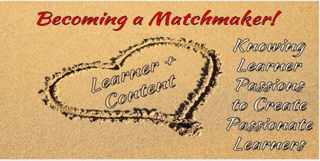 Becoming a Matchmaker