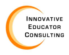 Innovative Educator Consulting