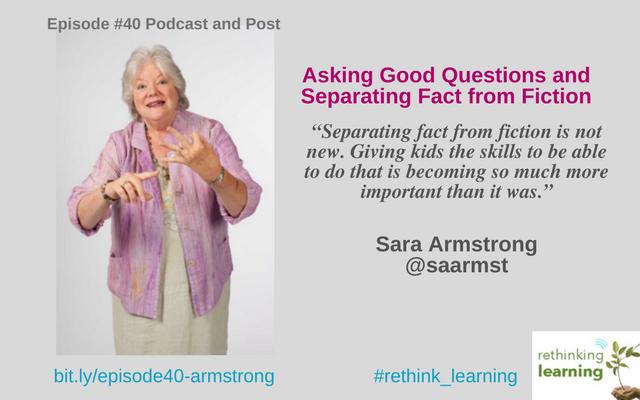 Episode #40- Sara Armstrong