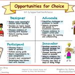 Opportunities for Choice: The Learning Path to Advocacy and Innovation