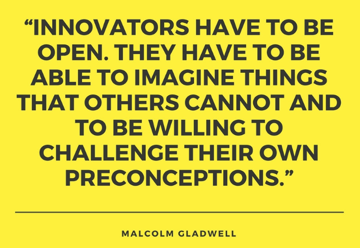 Gladwell Quote