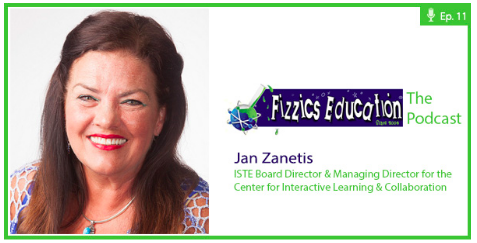 Fizzics Education - Jan Zanetis