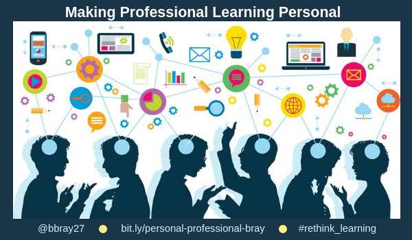 Making Professional Learning Personal
