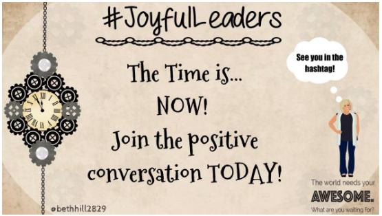 #JoyfulLeaders