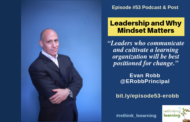 Episode #53 Podcast & Post with Evan Robb
