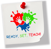 Ready, Set, Teach