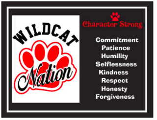Character Strong - Wildcat Nation