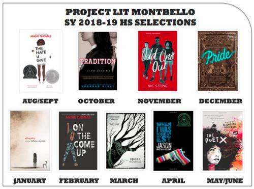 Montbello HS books