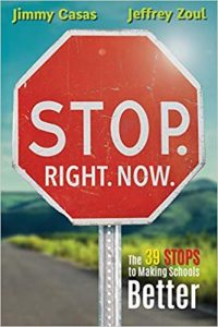 Stop Right Now by Jimmy Casas and Jeff Zoul