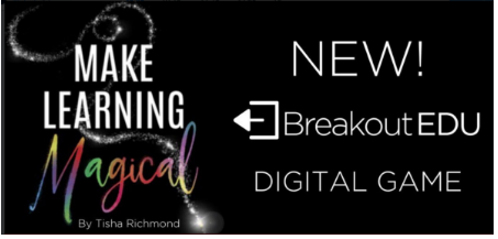 Breakout EDU Make Learning Magical