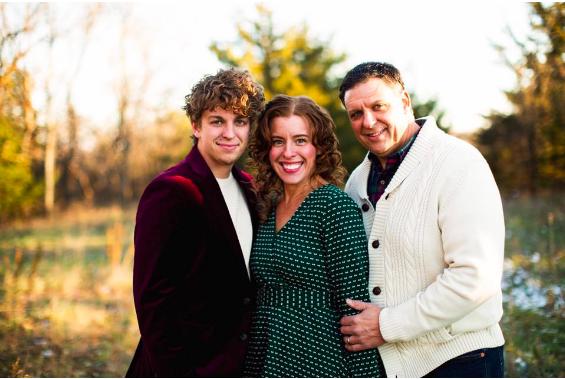 Tara Martin Family