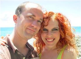 Tonya and Nathan Gilchrist
