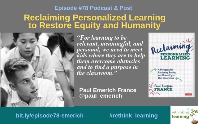podcast | Rethinking Learning