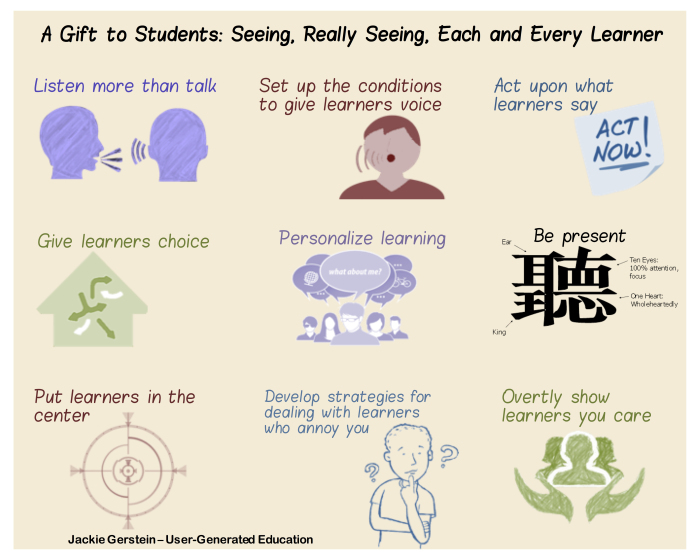 Seeing Students by Dr. Jackie Gerstein
