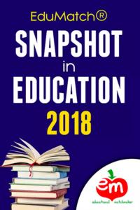 Snapshot in Education 2018
