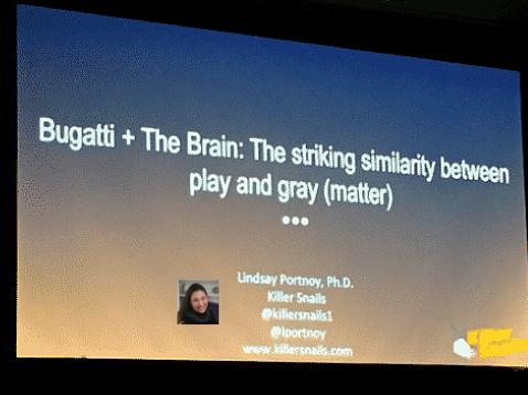 Lindsay Portnoy Keynote at Intentional Play Conference 2018