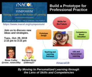 Build Prototype for Professional Practice - inacol19