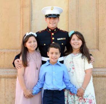 Nicole Biscotti's family