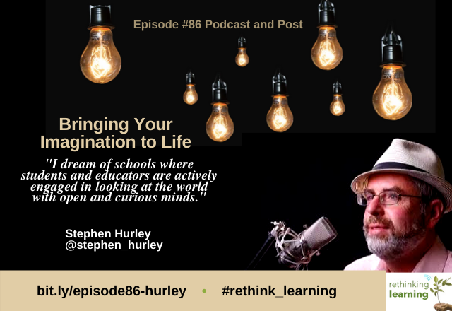 Episode #86 with Stephen Hurley
