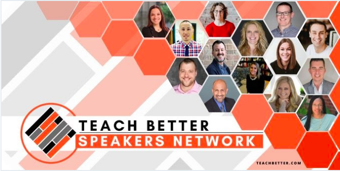 Teach Better Speakers Network