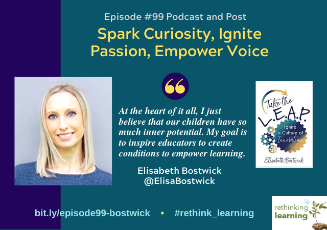 Episode #99: Elisabeth Bostwick