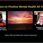 Reflection #4 on Mental Health Awareness All Year Long with Kecia McDonald and Barbara Bray