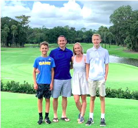 Elisabeth Bostwick's family