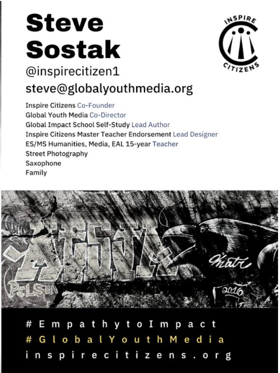 Steve Sostak Contact Info