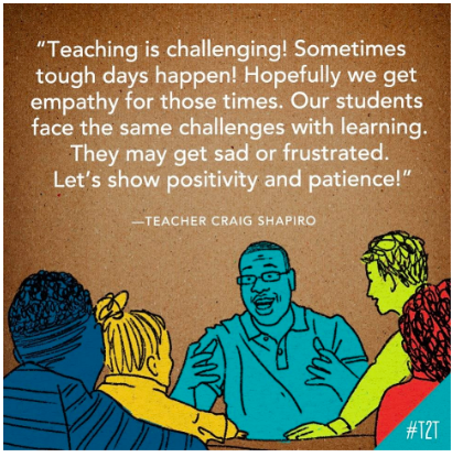 Craig Shapiro's quote about learning being challenging